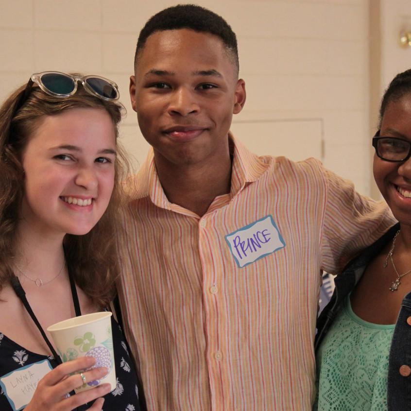 Highland Heights Youth Interns