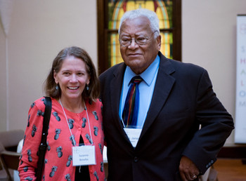 An evening with Rev. James Lawson, Civil Rights icon and founder of Communities of Shalom