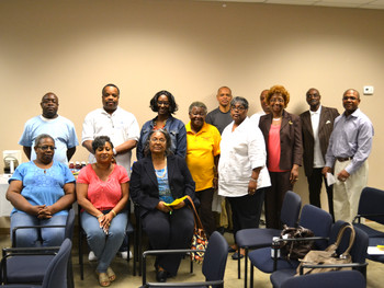 Honoring All Voices in Community Transformation - Community Happens Organically in South Memphis