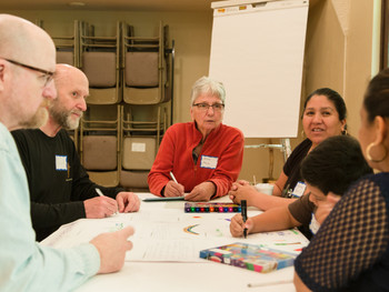 Talking it Up in Binghampton: Conversation as the Foundation of Community Building