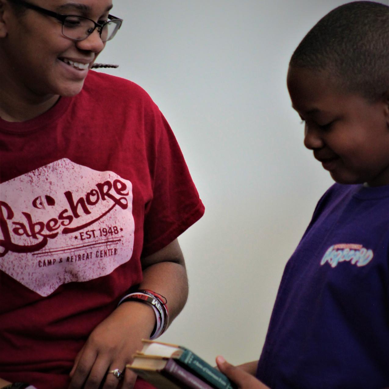 Samaritan Community Reading Project