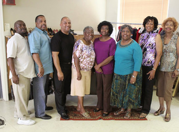 A Community Clothed in Compassion - Community Clothes Closet of the South Memphis Shalom Zone