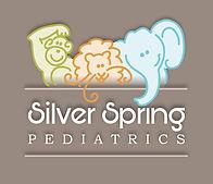 Silver Spring Pediatrics Logo
