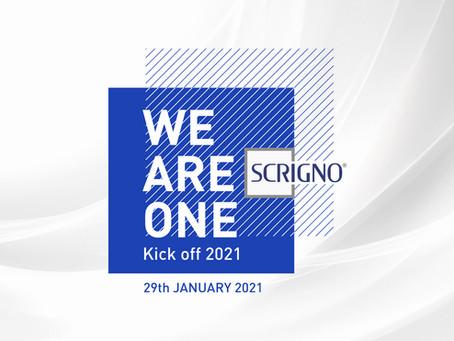 WE ARE ONE / WEBINAR SCRIGNO GROUP