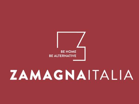 Il processo partecipato per il restyling del marchio e per il nuovo payoff Zamagna Italia