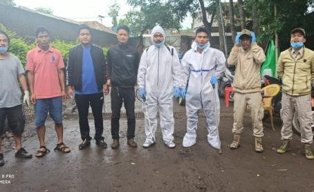 KKL Response On Covid-19 Pandemic - Churachandpur