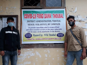 Success Stories - NYK Thoubal Combating Covid-19