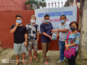 Social Transmission Agency (STA) Making a Difference in the Fight against COVID-19 in Churachandpur