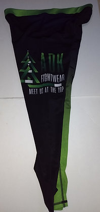 """""""Fade to Green"""" Spats"""