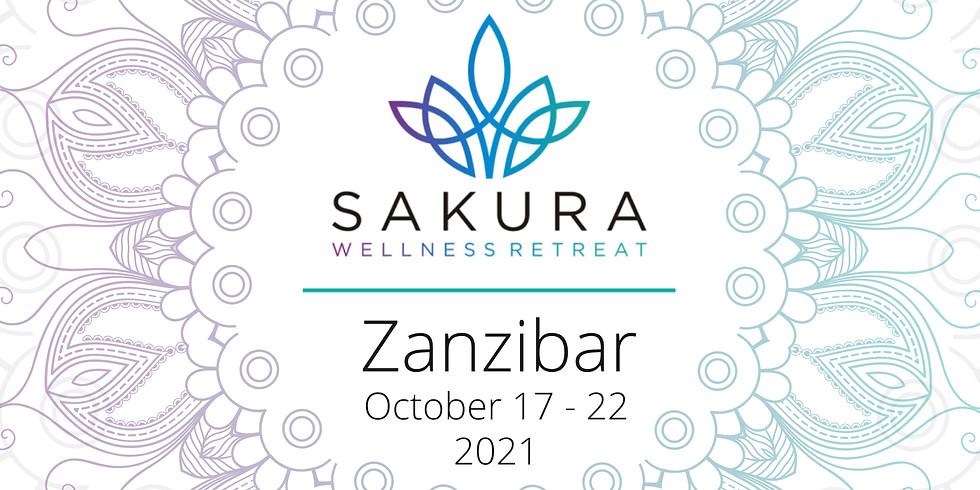 Sakura in Zanzibar