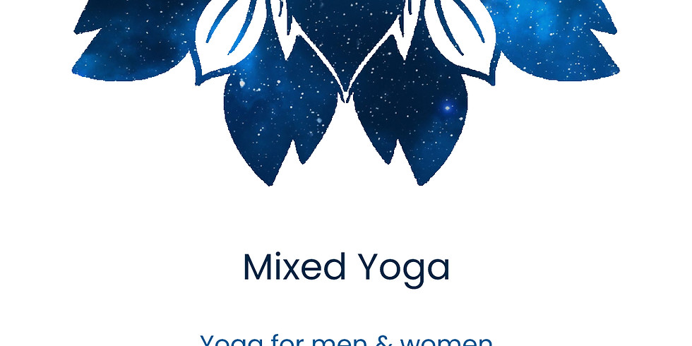 Mixed Yoga  on the 3rd