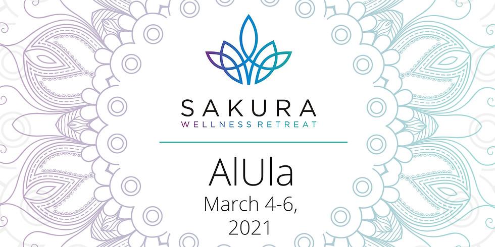 Sakura in AlUla