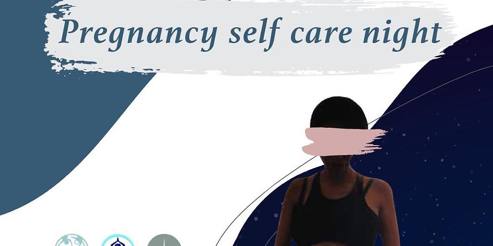Prenatal's self care night