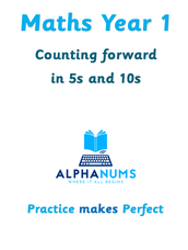 Counting foward in 5s and 10s-Year 1