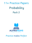11plus Probability Pack 2