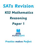 SATs Revision KS2 Maths Reasoning Paper
