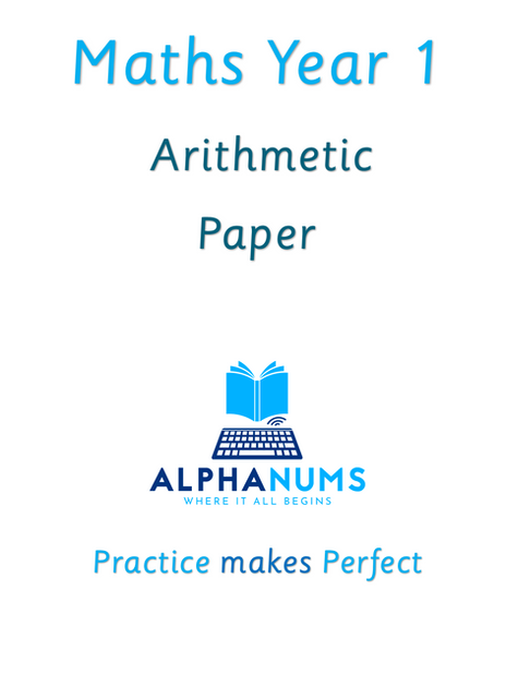 Maths Arithmetic Paper1