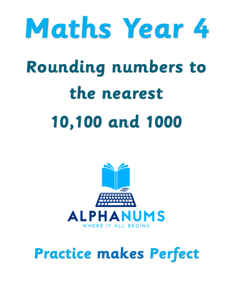 Rounding numbers to the nearest 10, 100