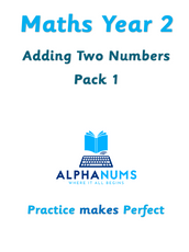Additions- adding two numbers pack1-Year 2