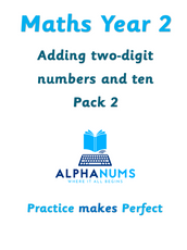 Adding two digit numbers and ten-Year 2