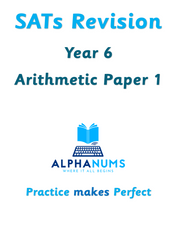 SATs Revision Year6 Arithmetic Paper1
