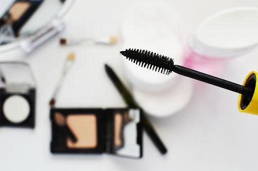 Makeup durch Corin Simmen