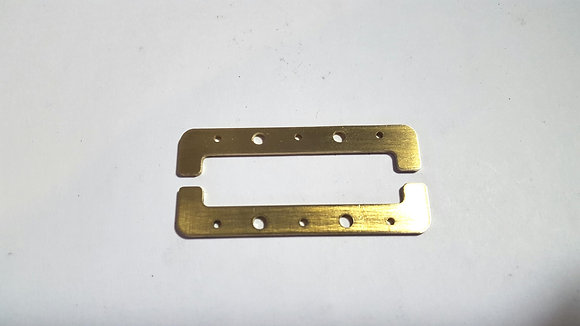 TREX STOCK BRASS KEEPERS (PAIR)