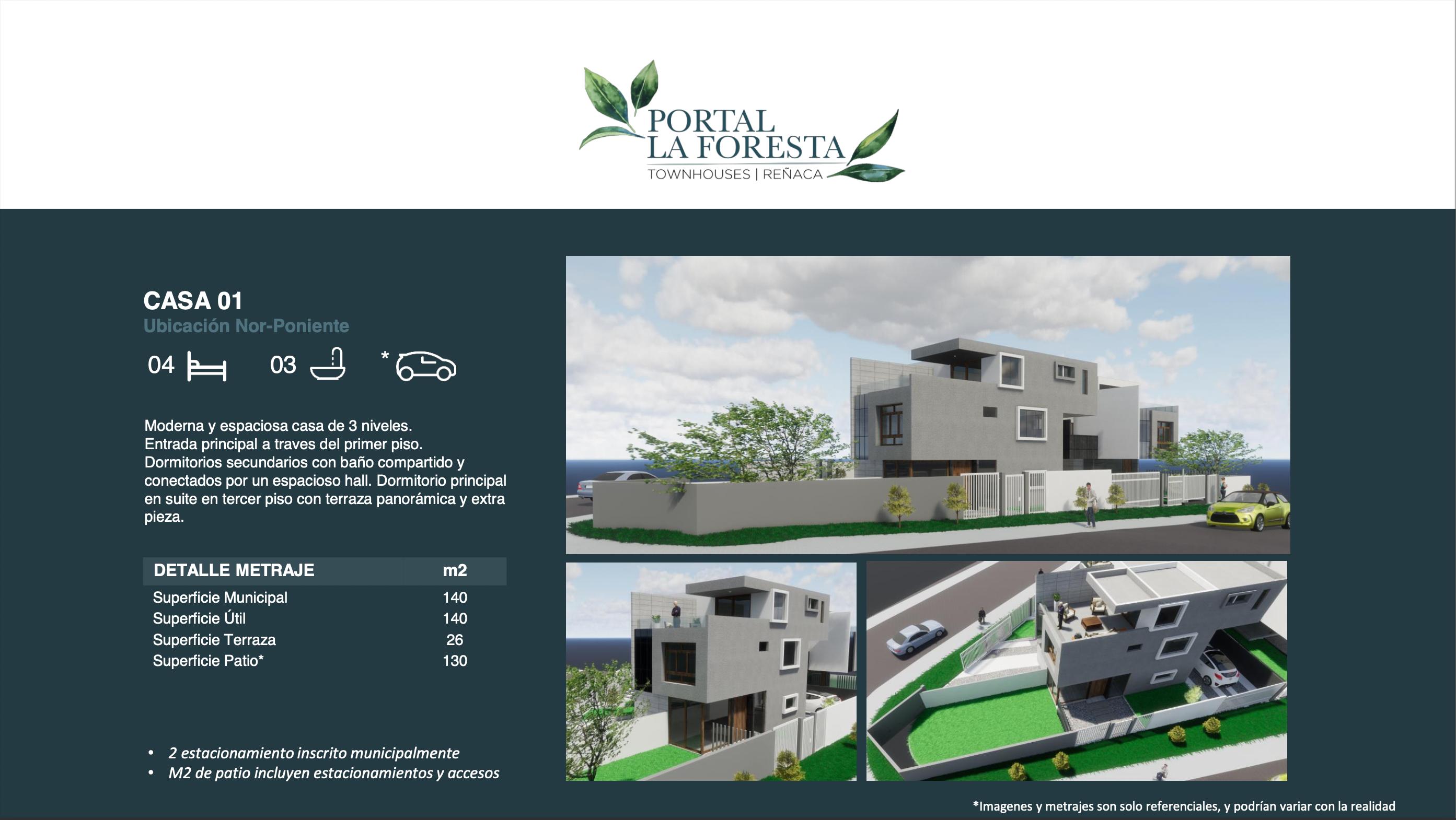 Casa01 | Detalle