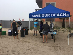 Another Surfside Beach Clean-up