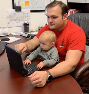 Business with my nephew