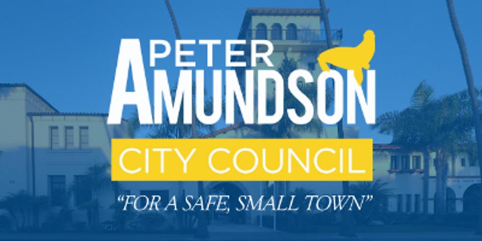 Vote Peter Amundson for Seal Beach City Council