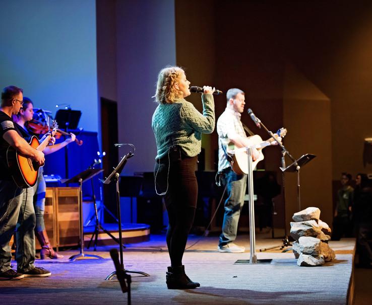 Black Forest Campus Worship