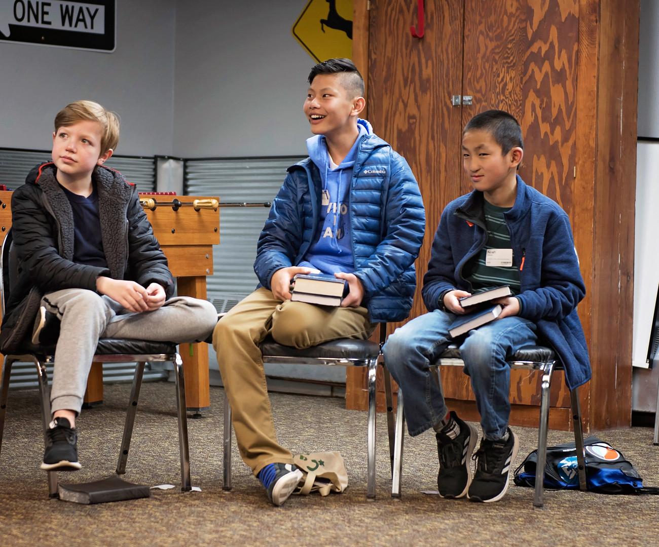 Club 56 - 5th/6th Grade Youth