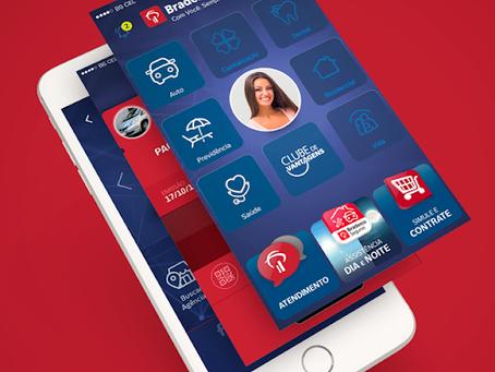 Bradesco Seguros anuncia novidades em aplicativo para corretores