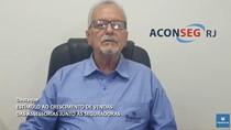 Aconseg-RJ recebe homenagem da Revista Seguro Total
