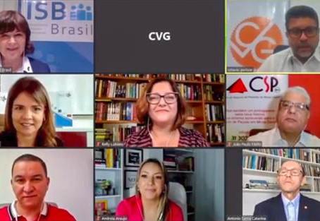 CVG-RJ participa de evento nacional sobre Tendências do Seguro de Pessoas