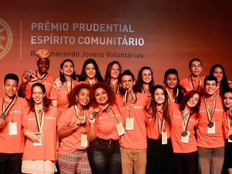 Prudential do Brasil anuncia os finalistas da 6ª edição do Prêmio Prudential Espírito Comunitário