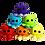 Thumbnail: Rainbow Octopus Collection