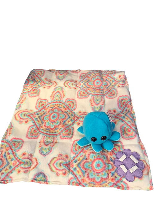 Heating Pad with Octopus