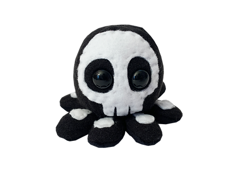 Skeleton Octopus