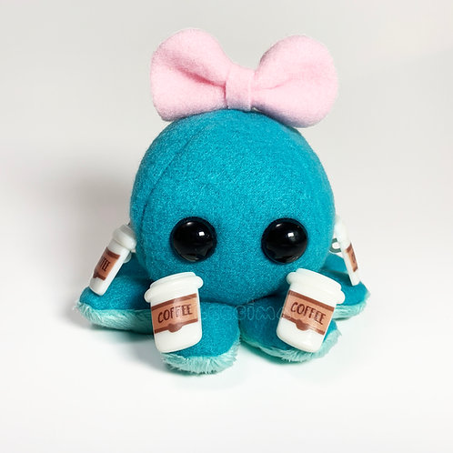 Coffee Lover Octopus