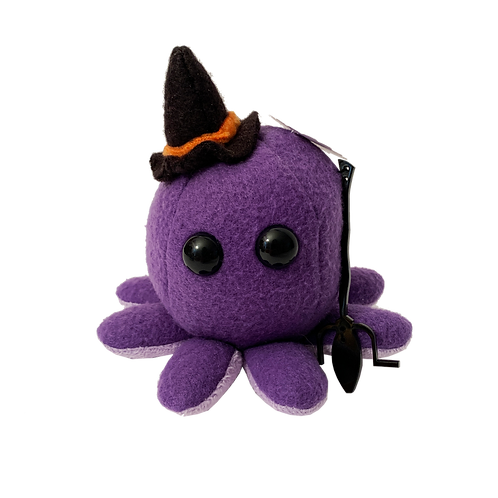 Purple Witch Octopus