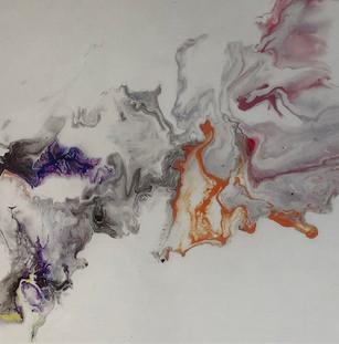 'En route - Composition 11' by Chara Papadopoulou