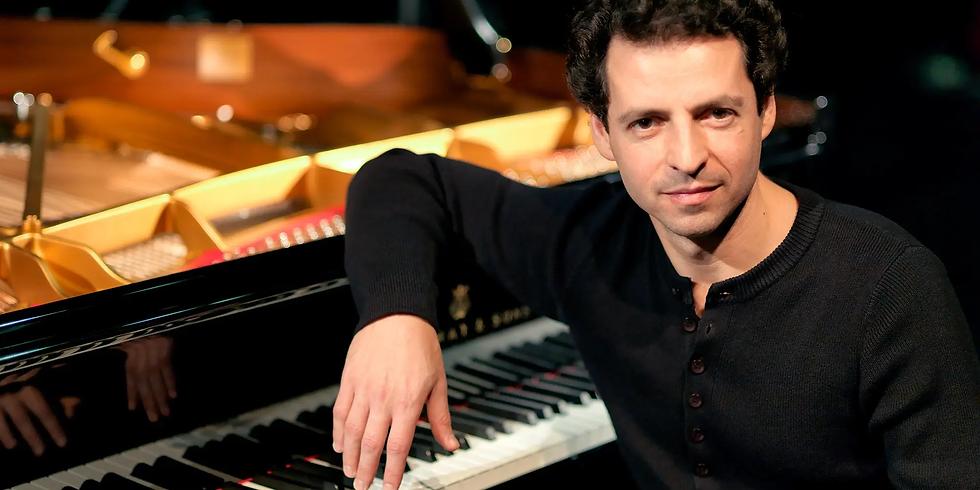 Piano Recital with Roman Zaslavsky
