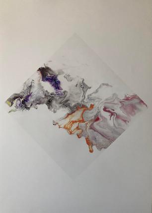'En route - Composition 12' by Chara Papadopoulou