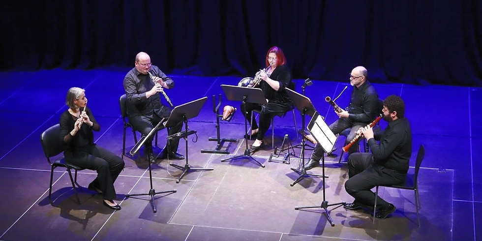 'Pictures at an Exhibition' with Evohe Wind Quintet
