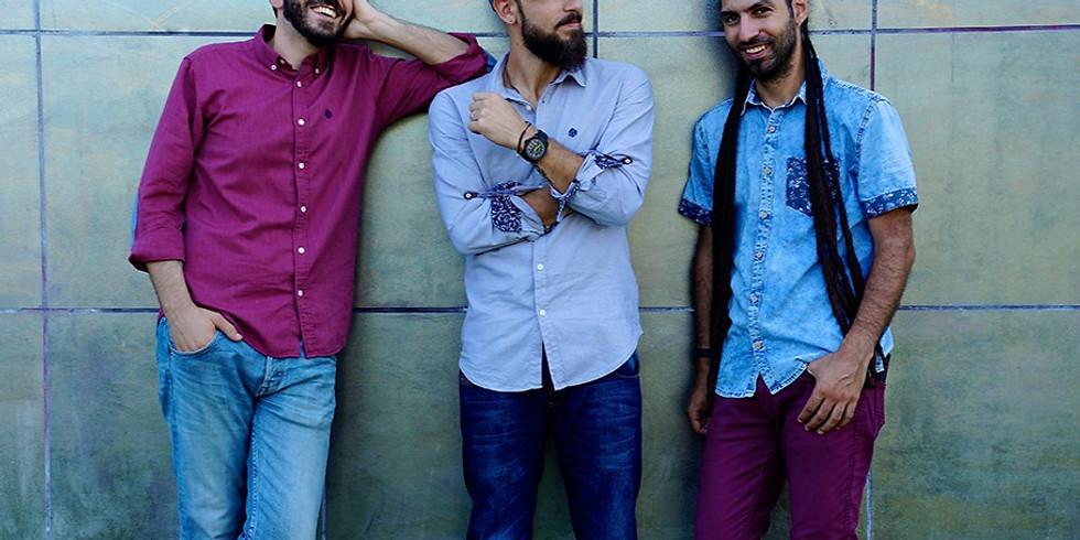 Trio Frisson: A blend of Soul, Reggae, RnB, World & Jazz