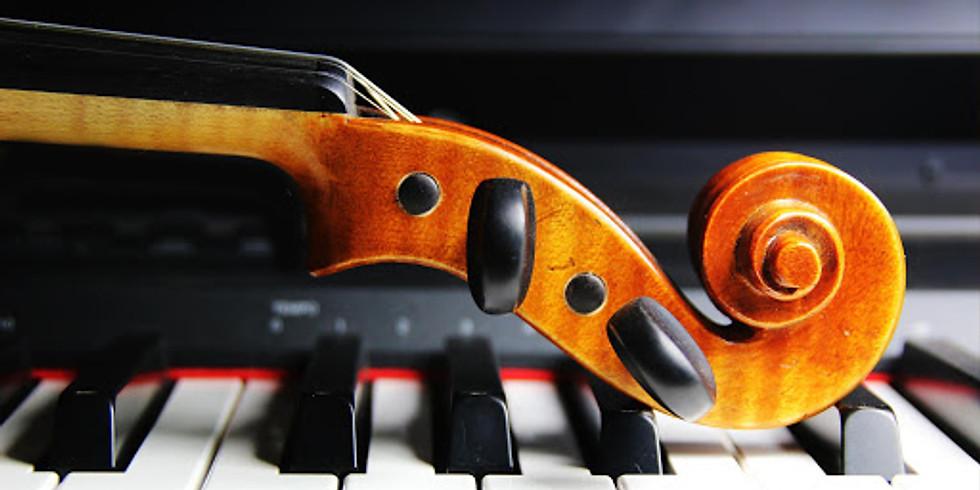 Violin & Piano Recital