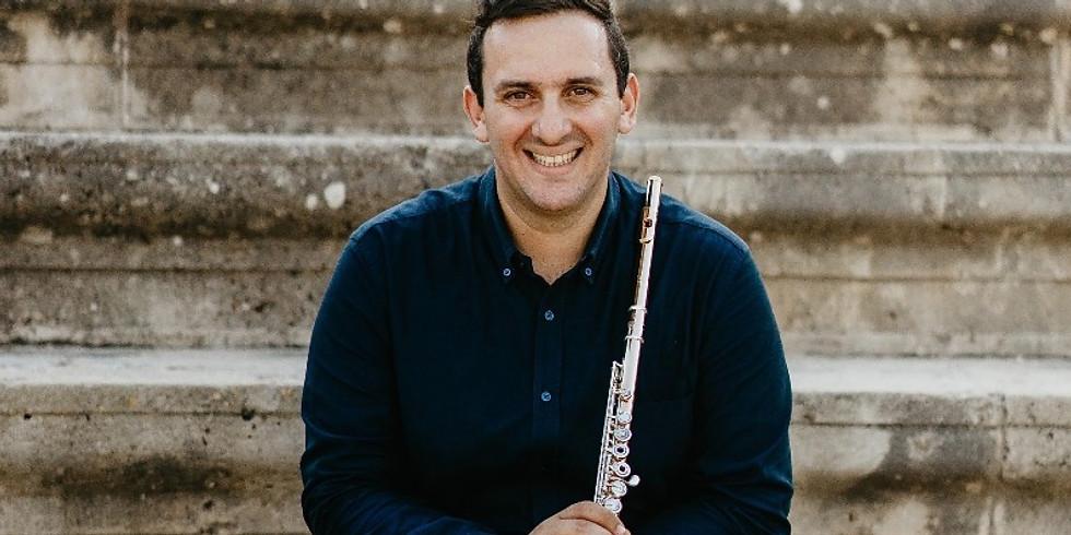 SOLOS: Flute Recital with Savvas Christodoulou