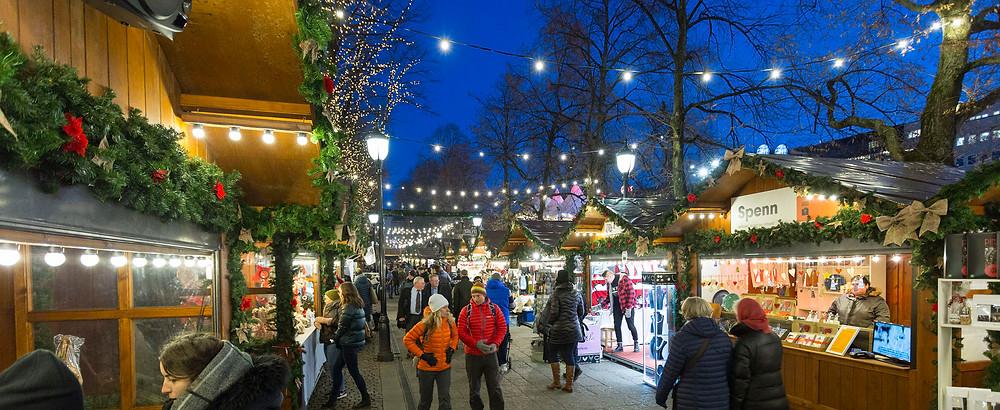 Jul i Vinterland - Christmas market in Spikersuppa